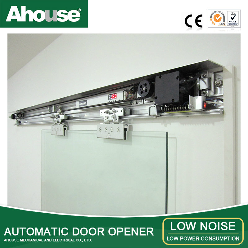 Ahouse Automatic Sliding Door Gate System Soft Closing