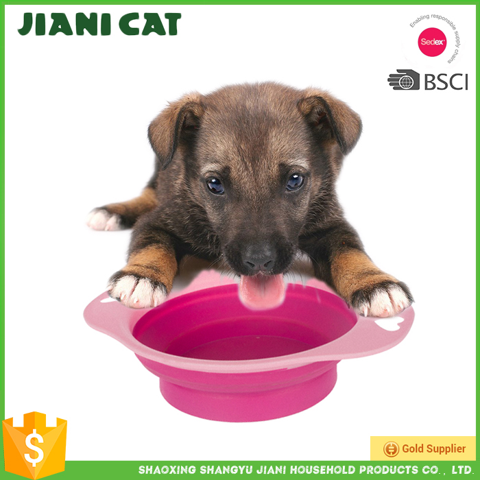 Travel Collapsible dog Bowl,Water Feeder Dog Portable Bowl