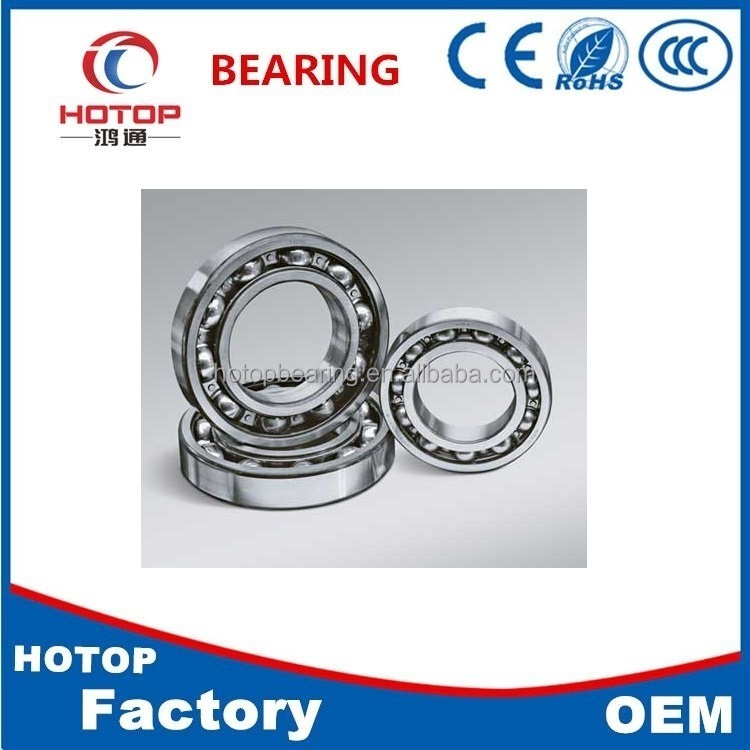 Deep groove ball <strong>bearing</strong> made in China bike <strong>bearing</strong>