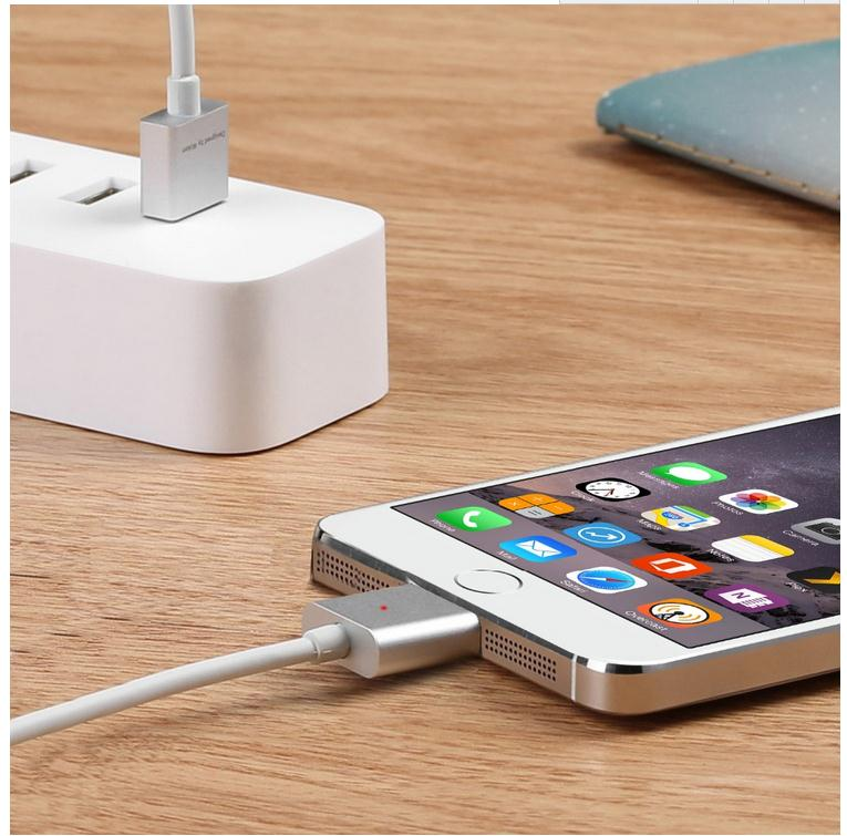 Customized Micro USB Charging Cable Magnetic Adapter Charger