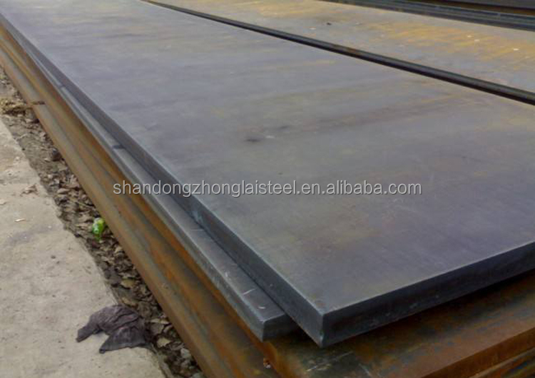 Good quality wholesale price st52 mild hot rolled carbon steel plate in sheets from China