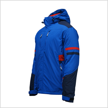 Fashionable Customized winter skiing colth outdoor wear men ski jacket