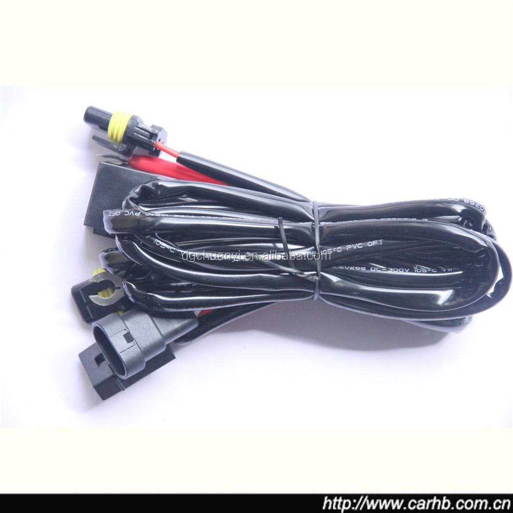 HTB1GWjKKFXXUXVXXq6xXFp H Relay Wiring Harness on