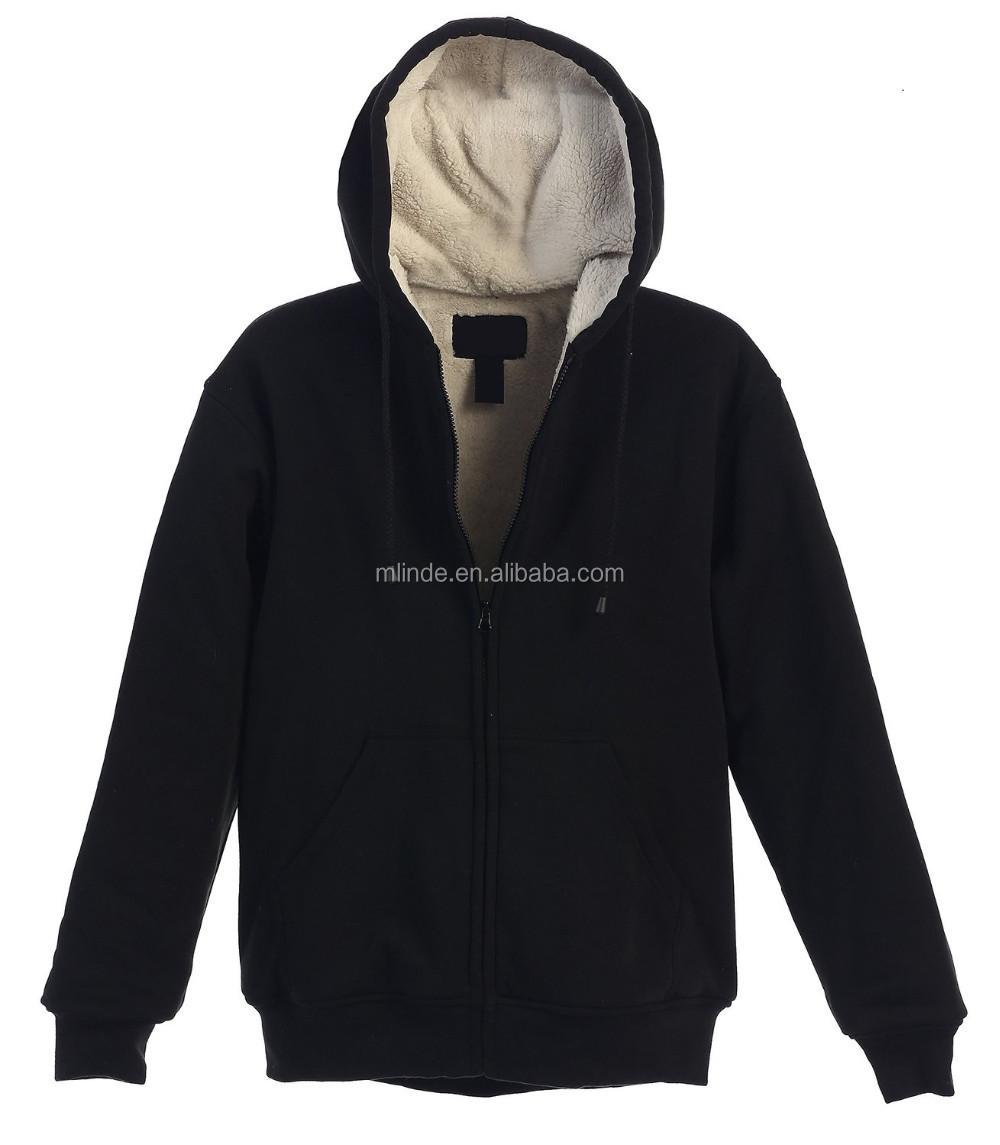 Und Herren Kordelzug Full Fleece Gefüttert Soft Sherpa Premium Jacken Mit Buy Hoodie 100Polyester Jacke Vordertaschen Zip Extra 2 80PwOXnkN