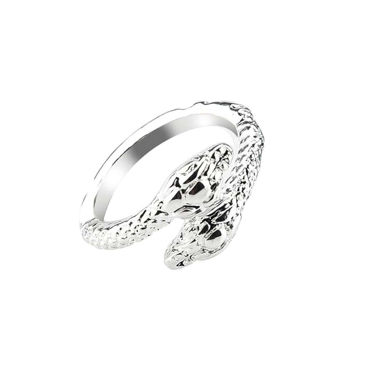 Fashion Ring,UMFun Women Snake Shape Opening Adjustable Ring Jewelry Valentine Gift