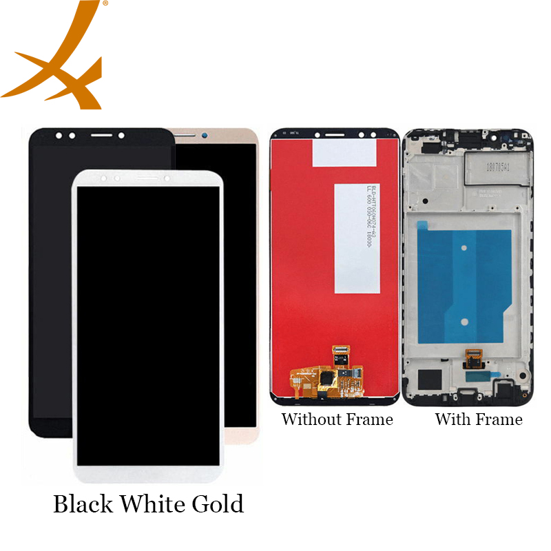 Pantalla Mobile Phone LCD Display Replacement LCD Screen For Huawei Y7 Prime 2018 LCD