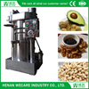 Factory price hot sale hydraulic avocado oil press machine
