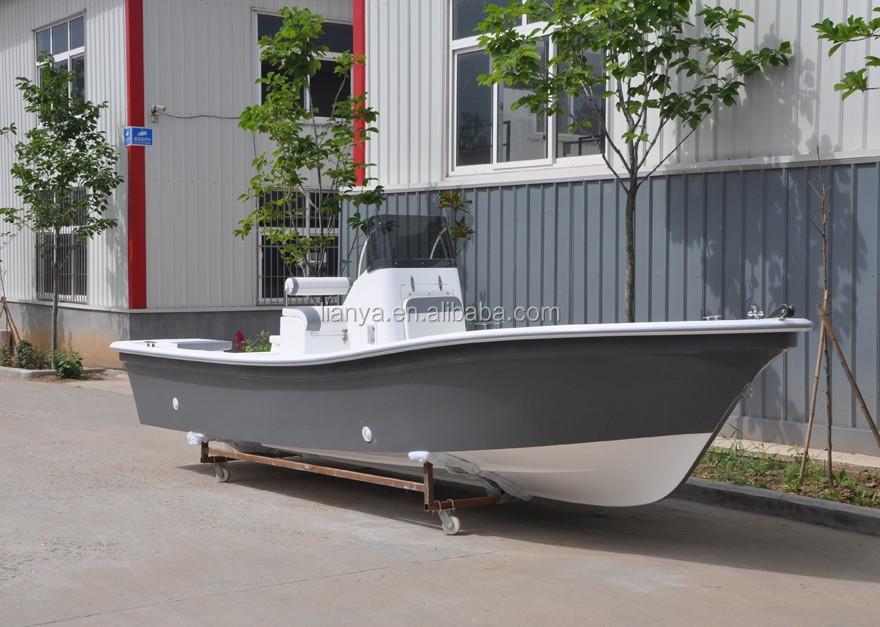 Liya 19ft Deep V Hull Fiberglass Used Fishing Panga Boats For Sale - Buy Panga Boats For Sale ...