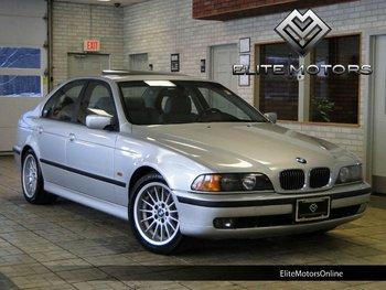2000 Bmw 540i спорт Pkg Xenons Htd сидения авто Buy Bmw 540