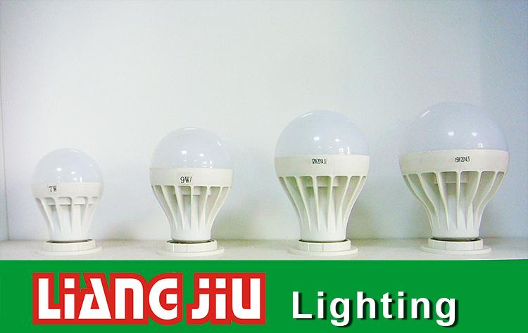 E27/b22 Warm/white Color Led Bulb Pin Type Factory In Zhongshan ...