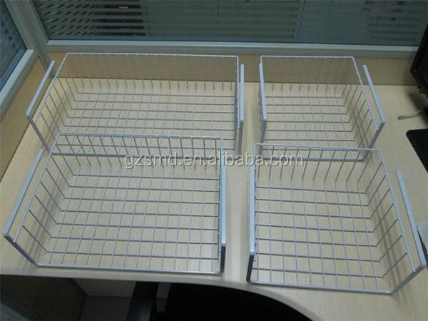 Witte draad onder plank mand, wrap rack, keuken kast organisator ...
