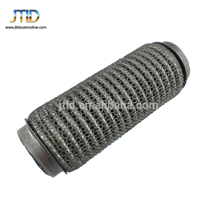 High quality Stainless steel Auto Exhaust weld Flexible Pipe Stainless steel 201/ 304