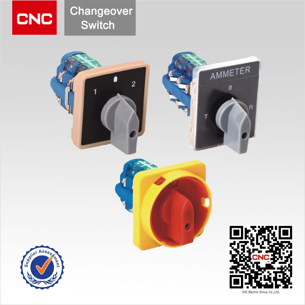 LW28 series universal single phase changeover switch