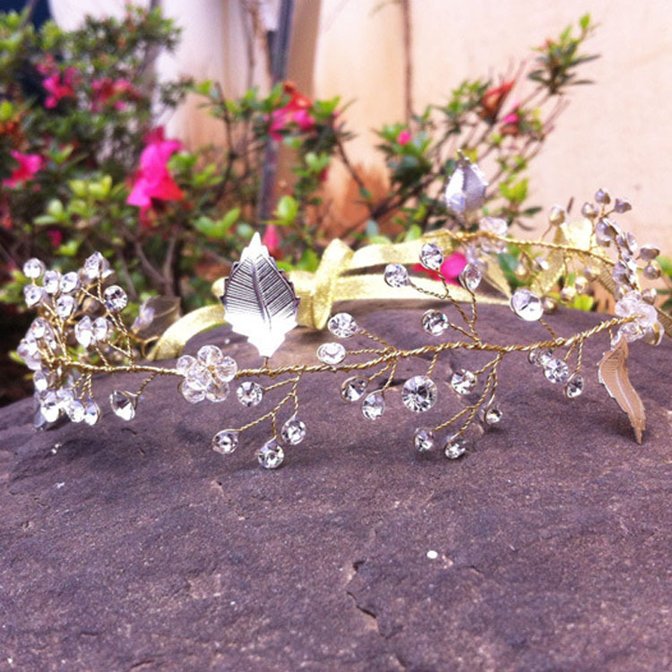 New product headband wedding dress accessories names hair accessories