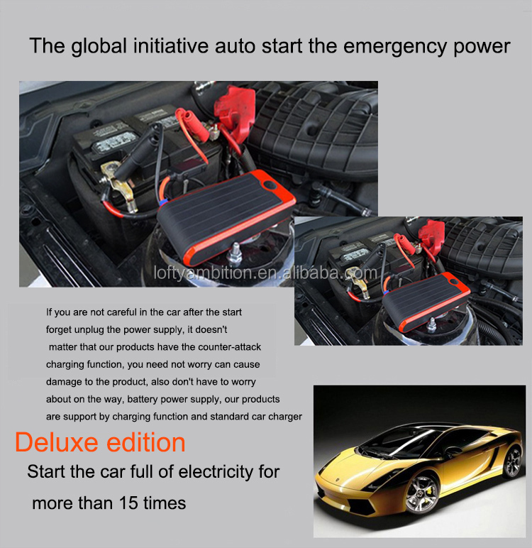 Car Emergency Launch Power 12v Jump Start Auto Parts China For ...