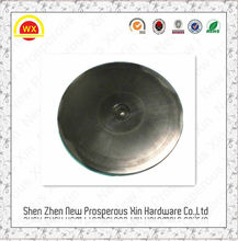 Ball bearing heavy duty base wheel alignment turntable plate