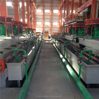 Gold sliver lead zinc flotation machine