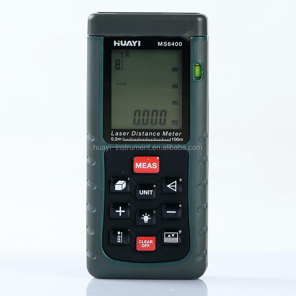 digitale laser-entfernungsmesser 100m,tragbare 100m laser