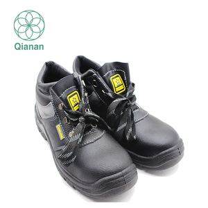 Export of Men Safety Shoes Genuine Leather Protective Shoes