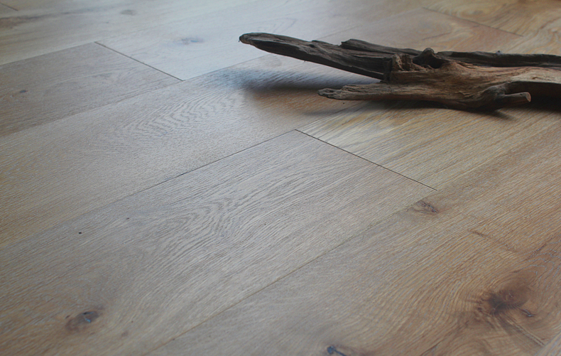 125mm wide oak flooring Common Grade finished Oak Engineered Flooring Wide Plank