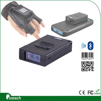 Qr Code Scanner Usb Wireless Bar Reader Portable Id Card