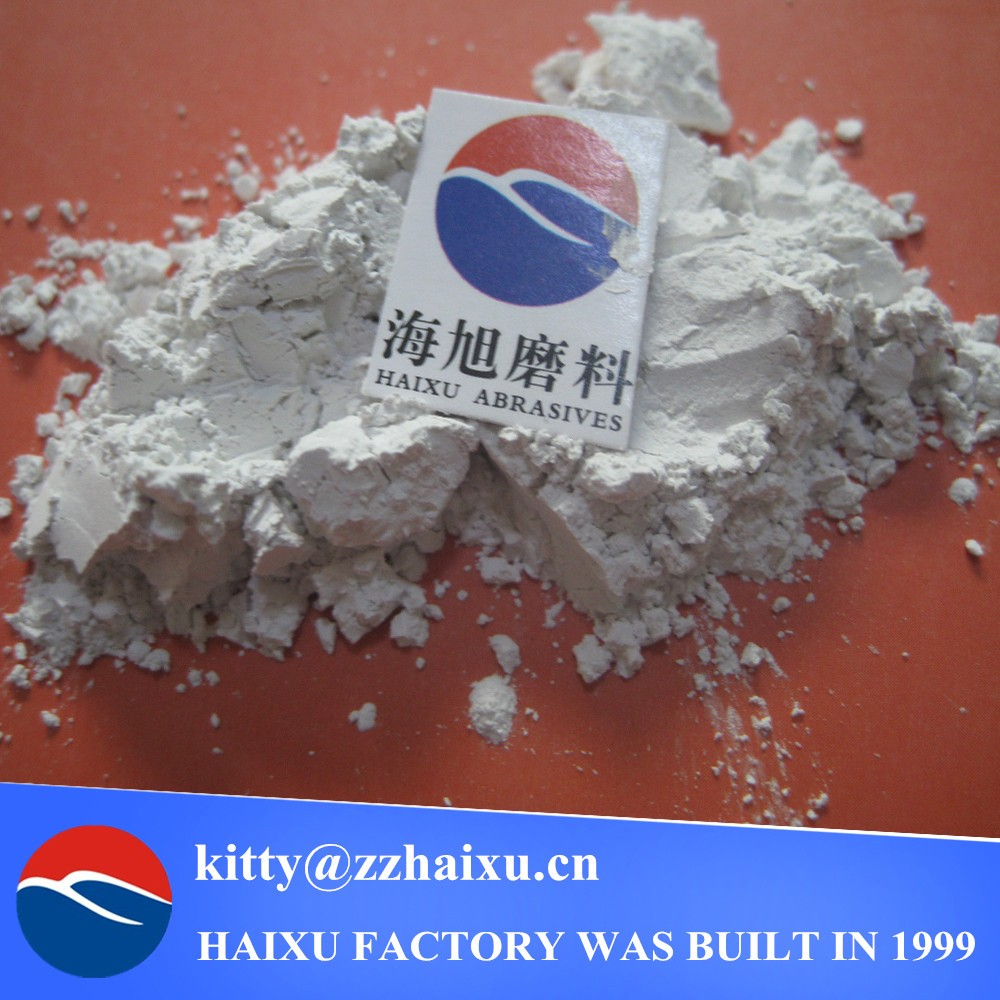Industrial white fused alumina micropowder F#240-2000