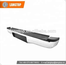 Hot sale Hilux vigo rear bumper for Japanese car spare parts