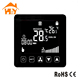 Hotel room fcu digital room thermostat temperature controller for cooling heating