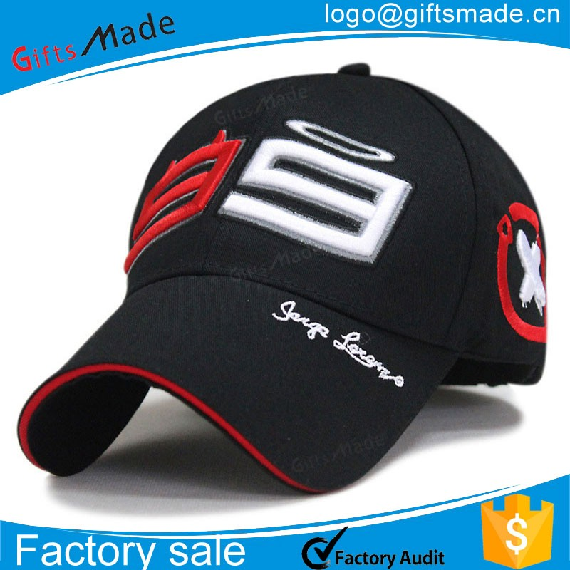 Wholesale China <strong>Custom</strong> 100% Cotton Embroidery Logo Baseball and Football Cap