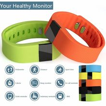 TW64 Smartband Smart bracelet Wristband Fitness tracker Bluetooth 4 0 flex Watch for ios android better