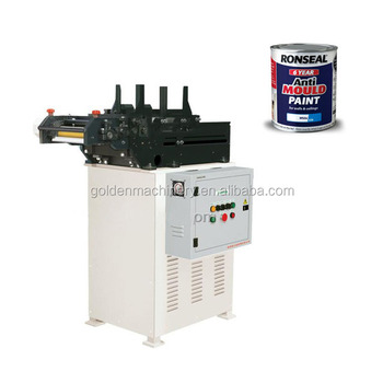 Manual Tin Can Roll Forming Machine,Paint Pail Making Equiment  Semi-automatic Chemical Coating Pail Making Machine - Buy Tin Can Roll  Forming Making
