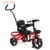 3 EVA wheels push baby tricycle with canopy / 4 in 1 baby tricycle 2019