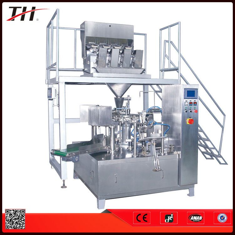 iodized salt packing machine