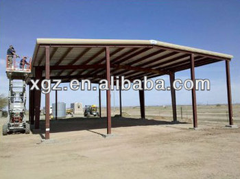 Steel structure shed roof system steel shade structure for Steel shade structure design