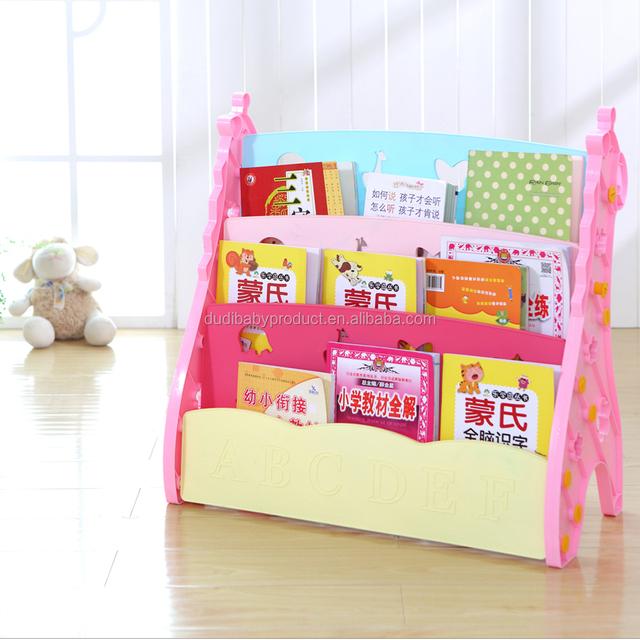 cheap kids furniture plastic book classroom furniture