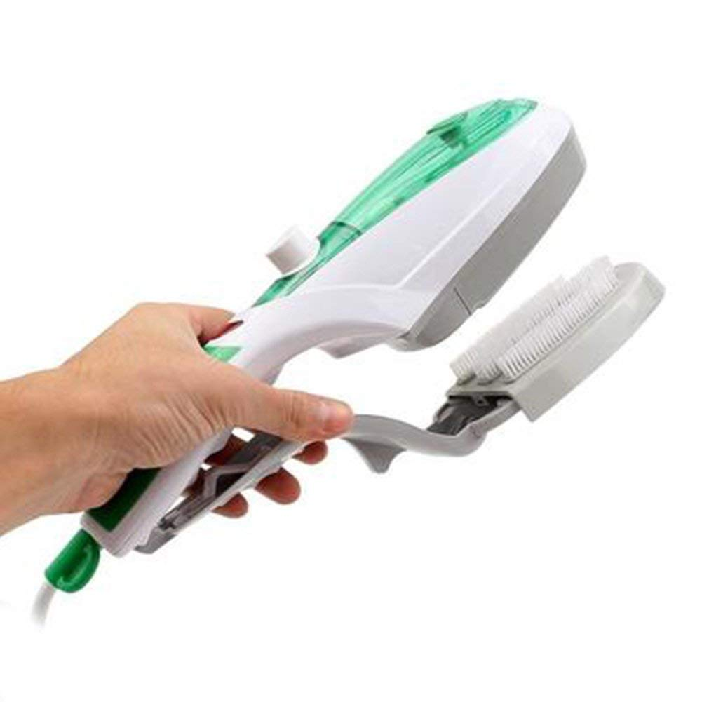 MOOUS Handheld Iron Steamer,Portable Garment Steamer Travel Handheld Clothes Wrinkle Brush Steamer Electric Iron Steamer 1000W for Home Travel