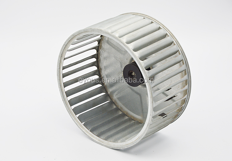 Types Commercial Blower Wheels : Multi wing type centrifugal wind wheel industrial