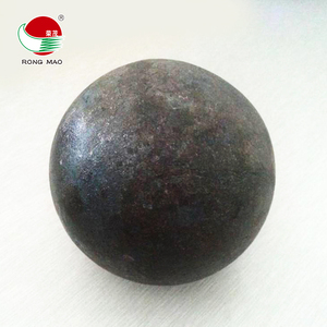 Low Price 60mm to 100mm Forged Grinding Steel Balls for Mining