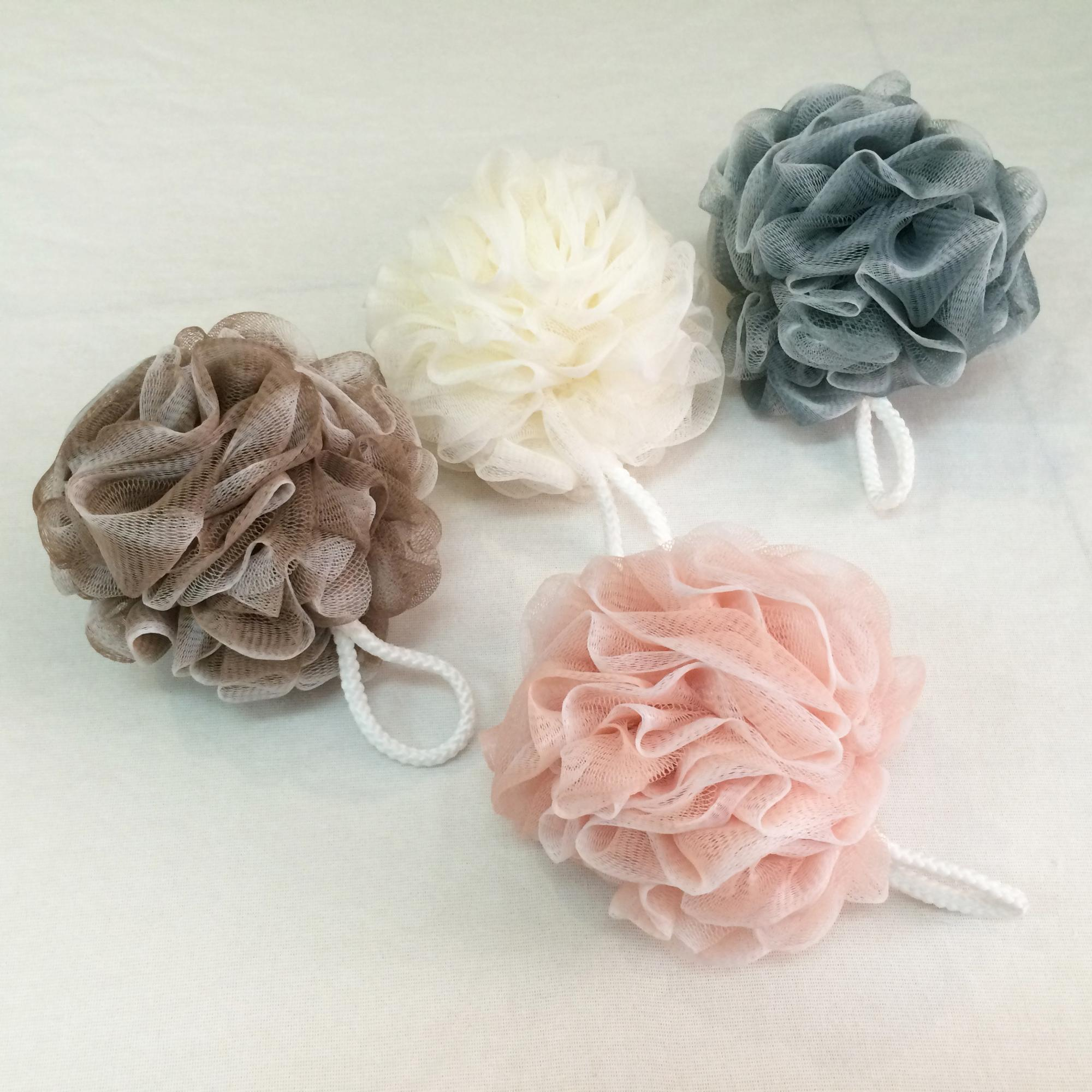Bath Pouf Body Scrub Pad Loofah Sponge Wholesale Buy Bath
