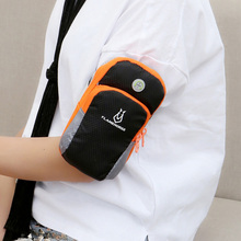 Mobile Phone Arm Package Men And Women Running Sports Armband Case for Cellphone