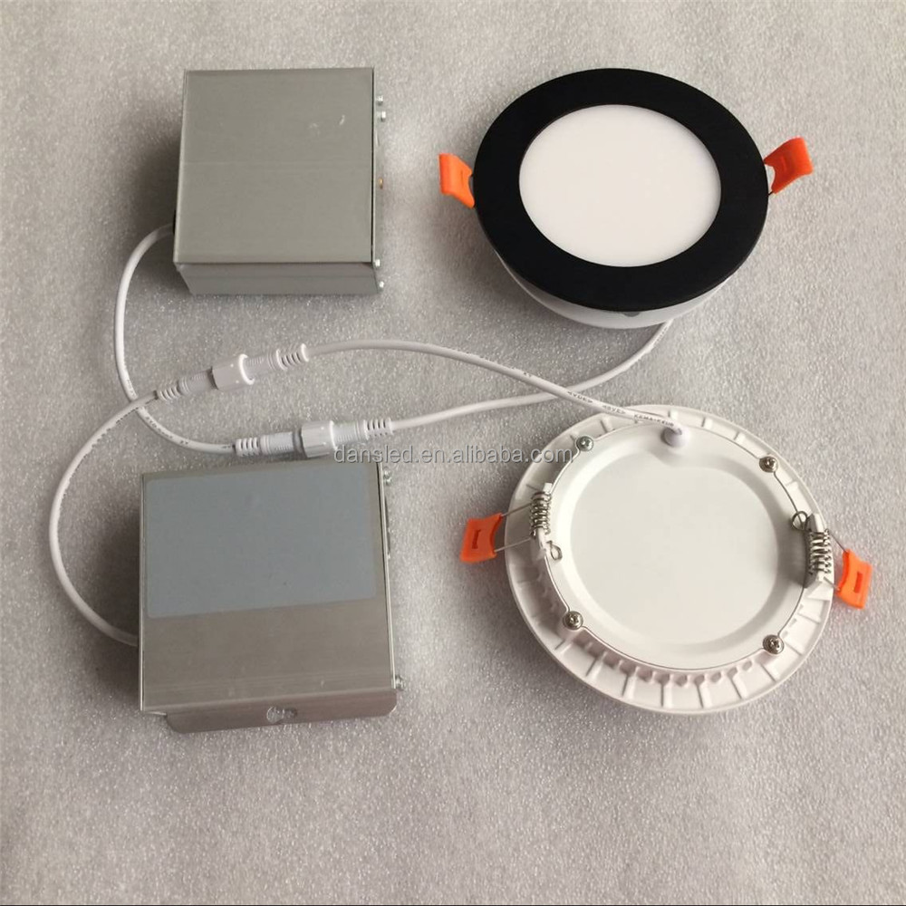 Etl 5004879 Anti Humid Led Pot Light 4 Inch 9w Easy To Install With Driver In A Control Box Case For Canada And Usa Market Buy Led Pot Light 4
