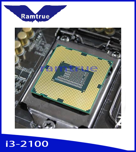 Intel Core i3-2100 Processor (3M Cache, 3.10 GHz)