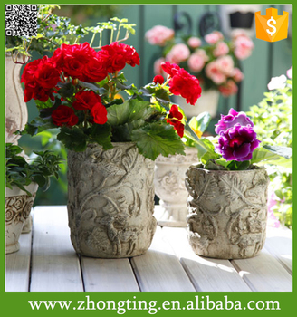 Decoratif Petit Pot De Fleurs En Ceramique En Gros Orchidee Pots En