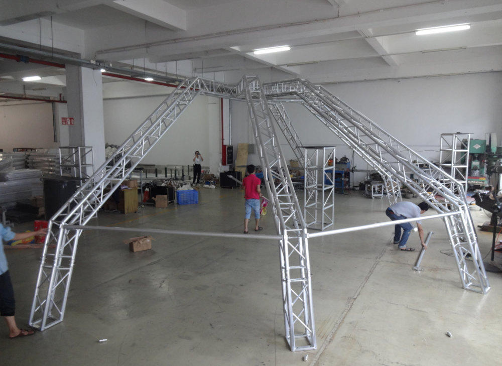 220mm Easy Install Ceiling Lighting Truss System Round