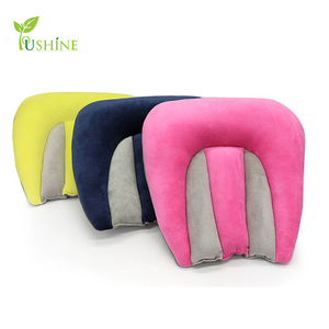Office Chair and Car Seat Coccyx Orthopedic Memory Foam Beautiful Hip Seat Cushion for lady