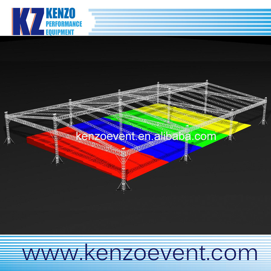 Aluminum roof truss system buy roof truss system product for Where to buy trusses