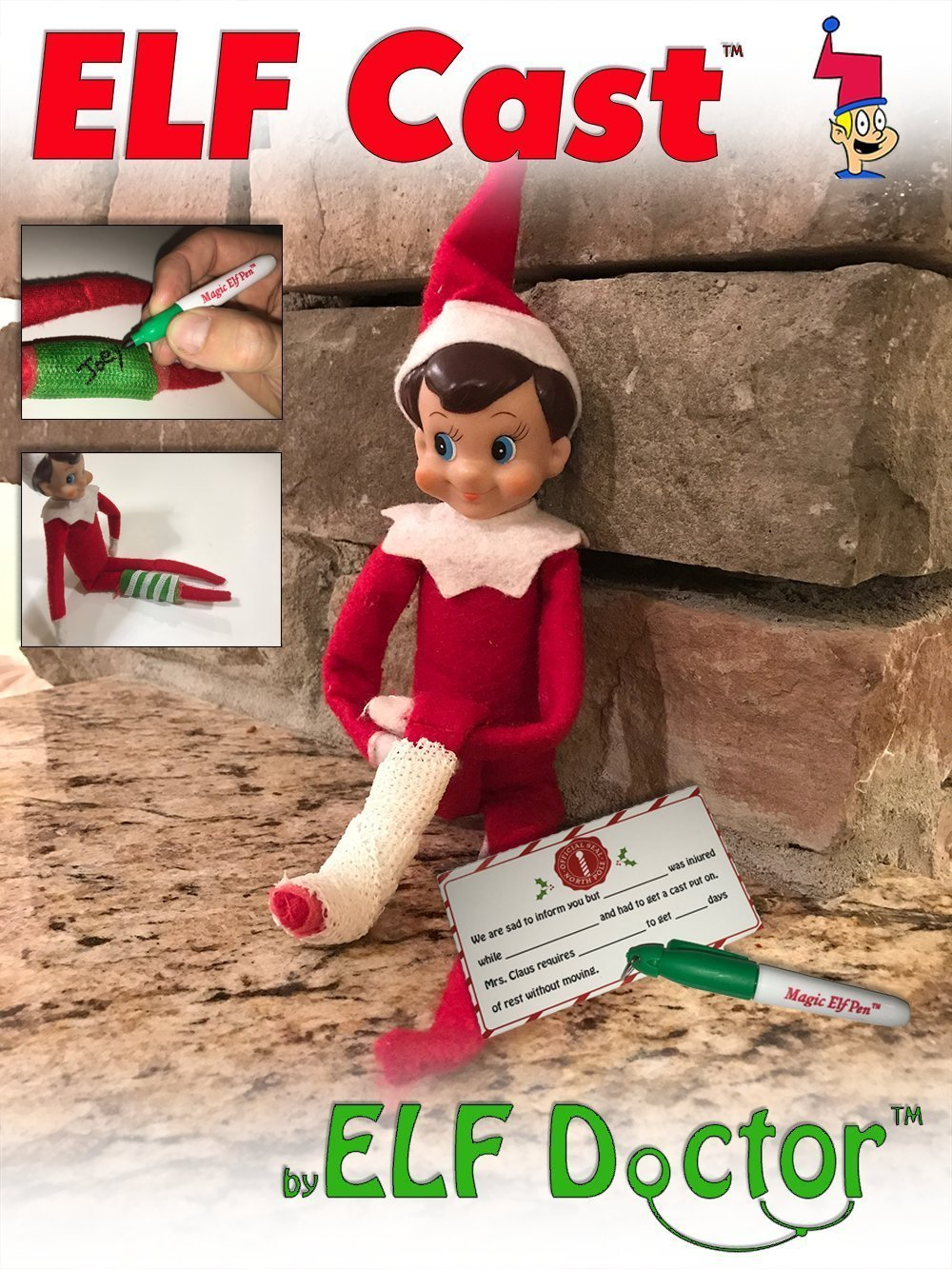 Buy Department 56 Elf On The Shelf Elf With Letters To