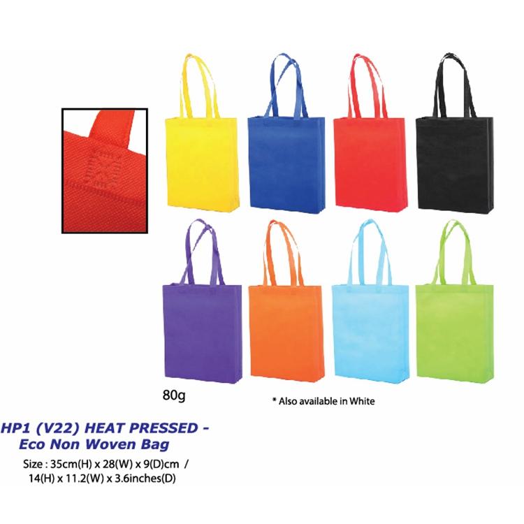 2019 โปรโมชั่นใหม่สีสันที่กำหนดเองพิมพ์ลามิเนต pp non woven shopping bag