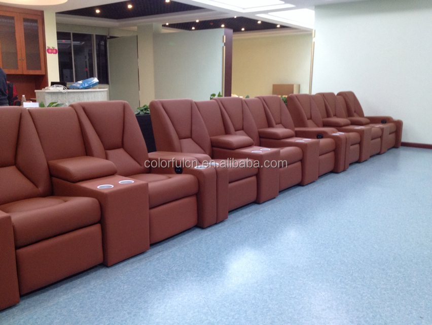 Import Genuine Leather Recliner Sofa Set Recliner Chair