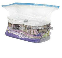 Multi purpose Cube closet organizer vacuum storage bag for clothes,quilts,pillows and toys